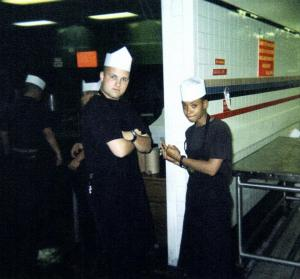 Coles and I; MCRD; #569; 2001